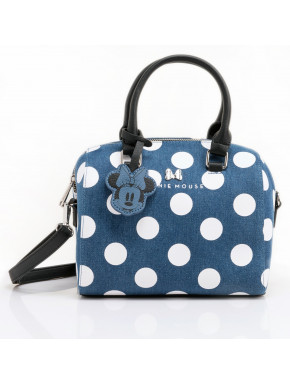 Bolso Bandolera Minnie Mouse Loungefly Denim