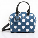 Bolso Bandolera Denim Minnie Mouse Loungefly