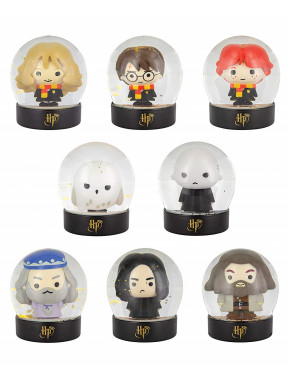 Bola de nieve sorpresa Harry Potter