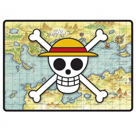 fotoAlfombrilla para Juegos Skull One Piece