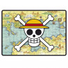 Alfombrilla para Juegos Skull One Piece