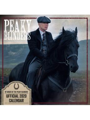 Calendario pared 2020 Peaky Blinders