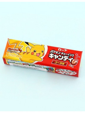 Chicle de Cola Pokemon