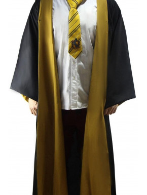 Harry Potter Vestido de Mago Hufflepuff Réplicas: 1/1 Harry Potter