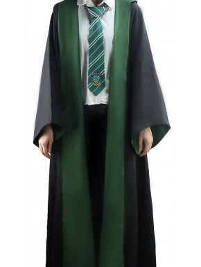 Harry Potter Vestido de Mago Slytherin Réplicas: 1/1 Harry Potter