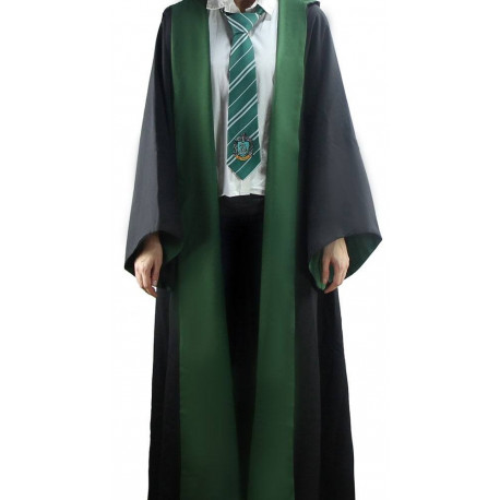 Harry Potter Vestido de Mago Slytherin Réplicas: 1/1 Harry Potter