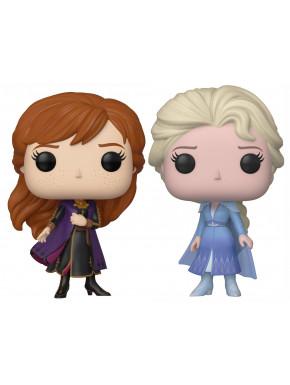 Pack Anna y Elsa Frozen 2 Funko Pop!