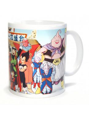 Taza personajes Dragon Ball Z