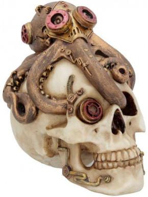 Réplica Calavera con Octópodo