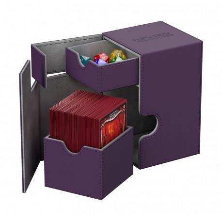 Caja 100 cartas Morado XenoSkin™ Ultimate Guard