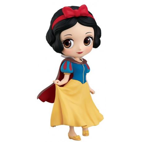 Figura Blancanieves Banpresto Q Posket A Disney 14 cm
