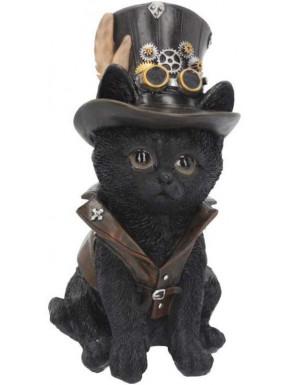 Figura Gato Steampunk