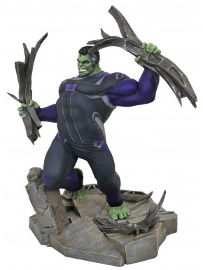 Figura Diorama Hulk Marvel 23 cm Diamond Select