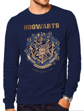 Sudadera Harry Potter Hogwarts Happy Christmas
