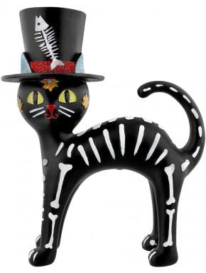 Figura Gatito Día de Muertos