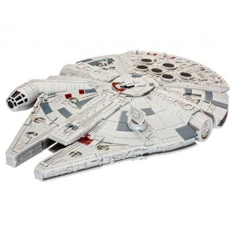 Maqueta Escala 1:164 Millennium Falcon Star Wars 3D