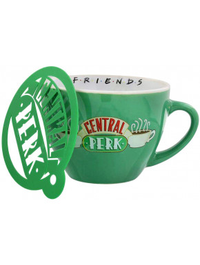 Taza Cappuccino Central Perk Friends