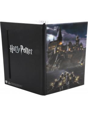 Libreta 3D Castillo de Hogwarts Harry Potter