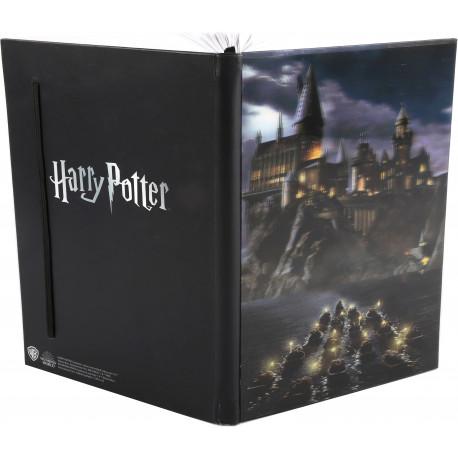 Cuaderno Castillo de Hogwarts Harry Potter