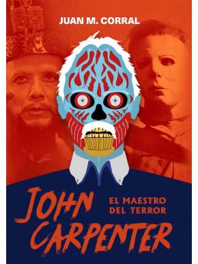 Libro John Carpenter: El Maestro del Terror
