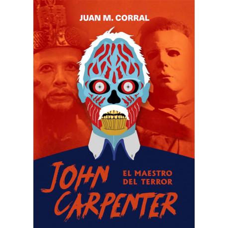 Libro El Maestro del Terror. John Carpenter