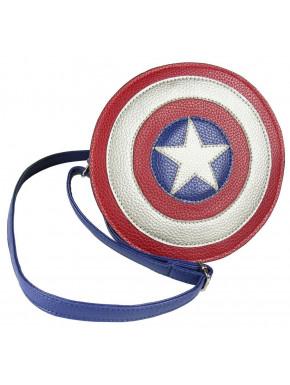 Bolso Bandolera Capitán América Marvel