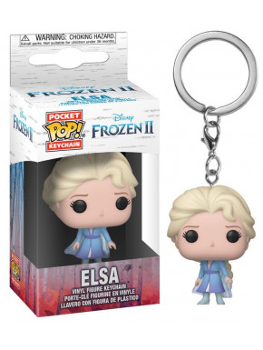 Llavero mini Funko Pop! Elsa Frozen 2 Disney