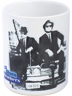 Taza The Blues Brothers
