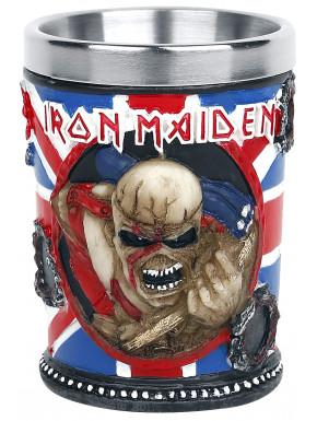 Vaso de chupito Deluxe Iron Maiden