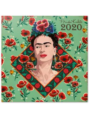 Calendario pared 2020 Frida Kahlo