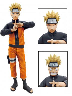 Figura Naruto Banpresto Grandista 23 cm