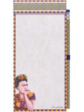 Set de Notas Magnéticas Frida Kahlo