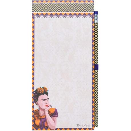 Notas Magnéticas Frida Kahlo