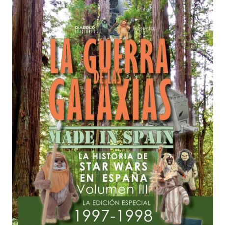 Libro Star Wars La Guerra de las Galaxias Made in Spain 3
