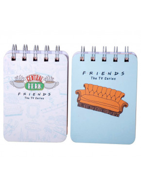 Set de 2 Libretas Friends Central Perk