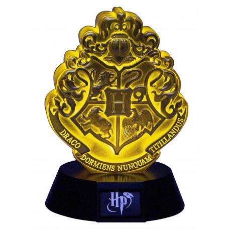 Mini Lámpara Hogwarts Crest Harry Potter
