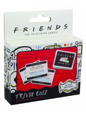 Juego de Cartas Trivial Friends