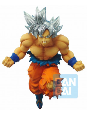 Figura Son Goku Dragon Ball Banpresto Ultra Instin 16,5 cm