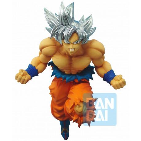 Figura Son Goku Dragon Ball Banpresto Ultra Instin 16,5 cm