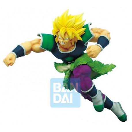 Figura Super Saiyan Broly Dragon Ball 19 cm