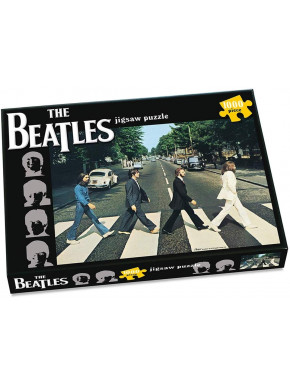 Puzzle The Beatles Abbey Road