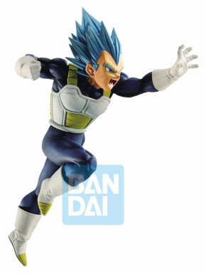 Figura Super Saiyan God Super Saiyan Vegeta Dragon Ball 15,5 cm