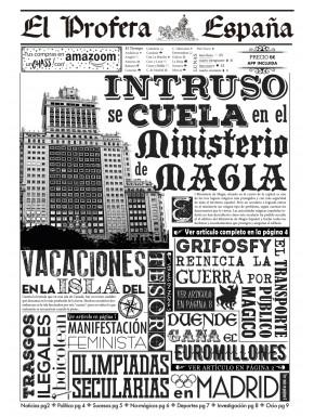 Periódico El Profeta Edición España 3 Interactiva