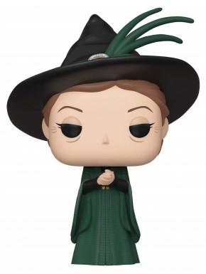 Funko Pop! Minerva McGonagall Baile Harry Potter