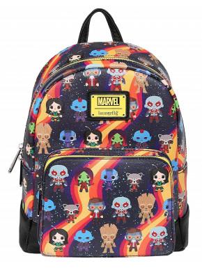 Bolso mochila Marvel Chibi Personajes Loungefly