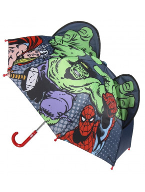 Paraguas Hulk Marvel