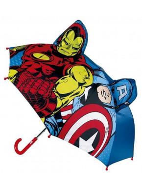 Paraguas Avengers Marvel Azul