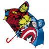 Paraguas Infantil Iron Man y Capitán América Marvel