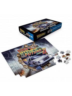 Puzzle Delorean Regreso al Futuro II 1000 piezas