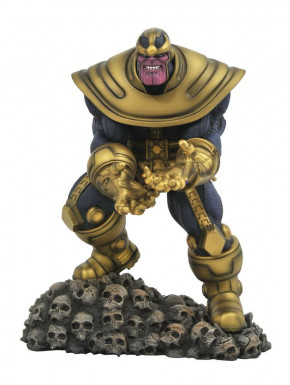 Figura Diorama Diamond Select Thanos Marvel